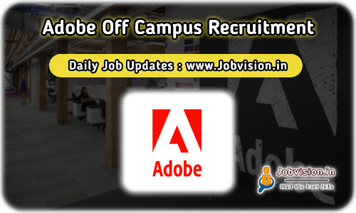 Adobe Systems Off Campus Drive 2021
