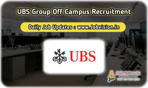 UBS Group Off Campus Drive