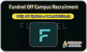 Fundnel Off Campus Drive