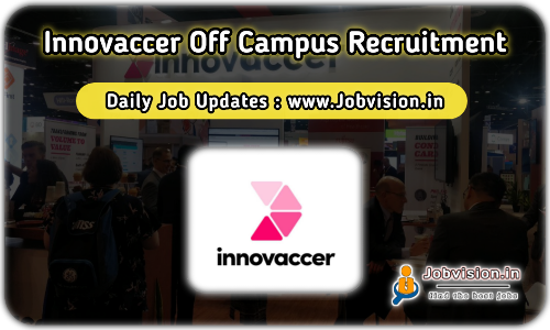 Innovaccer Off Campus Drive 2021