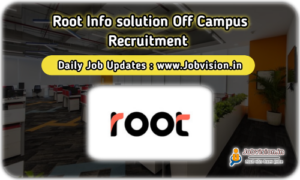 Root Info Solutions Off Campus Drive