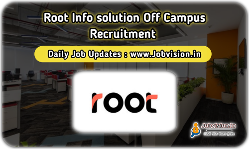 Root Info Solutions Off Campus Drive 2021