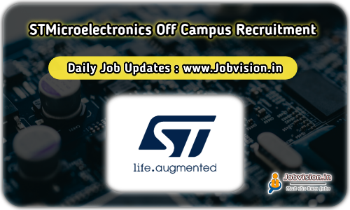 STMicroelectronics Off Campus Drive 2021