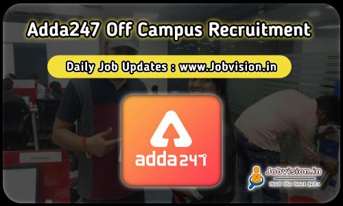 Adda247 Off Campus Drive 2021