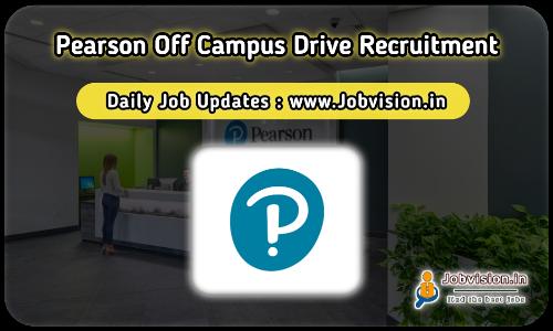 Pearson Off Campus Drive 2021