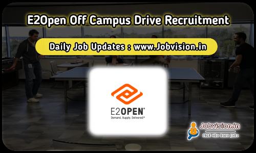 E2open Off Campus Drive 2021