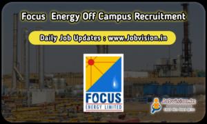 Focus Energy Recruitment