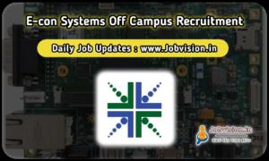 E-con Systems Off Campus Drive