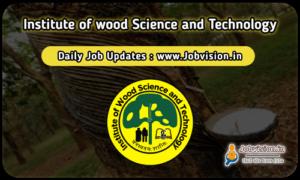 IWST Bangalore Recruitment