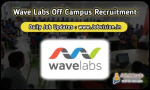 Wavelabs Off Campus Drive