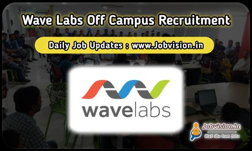 Wavelabs Off Campus Drive 2021