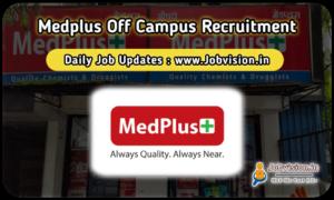 MedPlus Off Campus Drive 2021