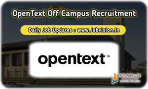 OpenText Off Campus Drive