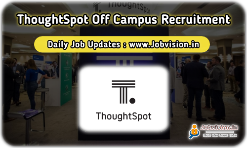 ThoughtSpot Off Campus Drive 2021