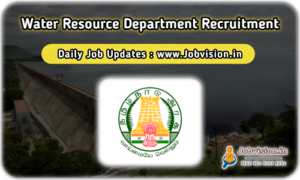 Water Resources Department Recruitment
