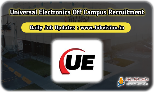 Universal Electronics Off Campus Drive 2021