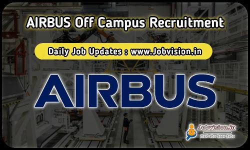 Airbus Off Campus Drive 2021