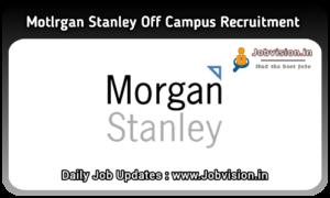 Morgan Stanley Off Campus Drive