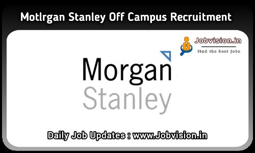 Morgan Stanley Off Campus Drive 2022