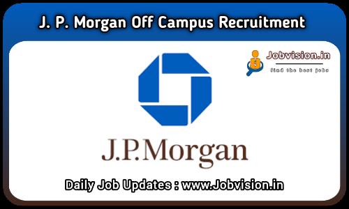 JP Morgan Off Campus Drive 2021