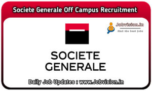 Societe Generale Recruitment