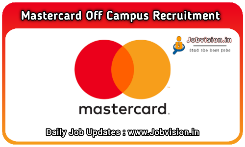 Mastercard Off Campus Drive 2021