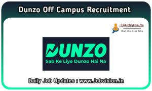 Dunzo Off Campus Drive