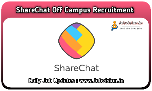ShareChat Off Campus Drive 2021