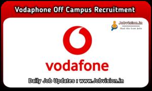 Vodafone Recruitment