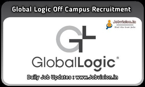 GlobalLogic Recruitment 2021