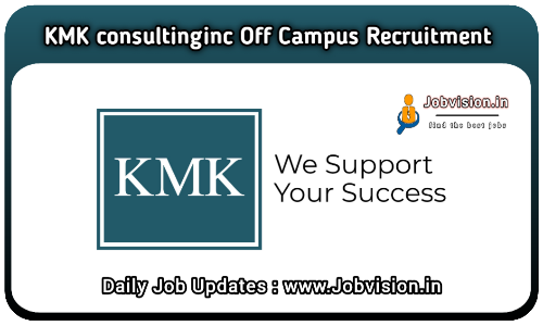 KMK Off Campus drive 2021