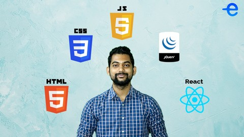 React JS- Complete Guide for Frontend Web Development [2021] | Enroll For Free | Udemy