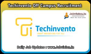 Techinvento Off Campus Drive