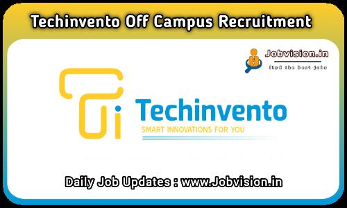 Techinvento Off Campus Drive 2021