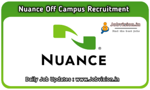 Nuance Off Campus Drive