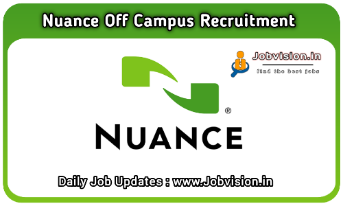 Nuance Off Campus Drive 2021