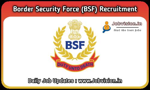 BSF GD Constable Recruitment 2021