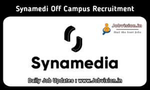 Synamedia Recruitment