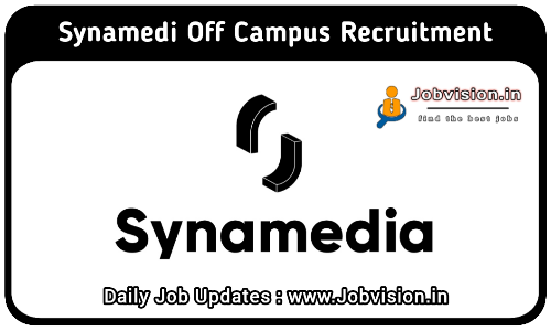 Synamedia Off Campus Drive 2021