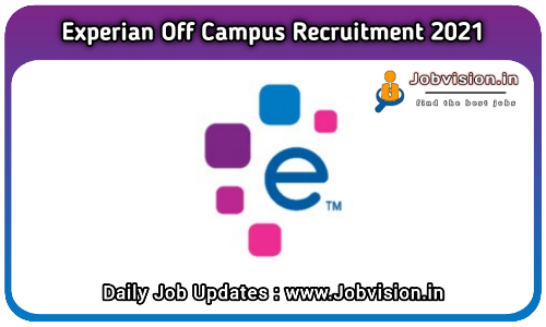 Experian Off Campus Drive 2021