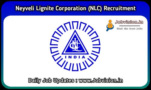 NLC Limited Recruitment 2021