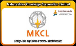 MKCL Recruitment