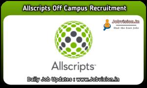 Allscripts Off Campus Drive