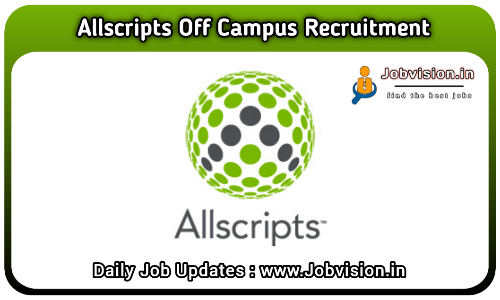 Allscripts Off Campus Drive 2021