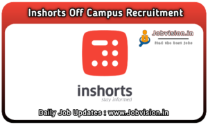 Inshorts Off Campus Drive