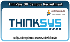 ThinkSys Off Campus Drive