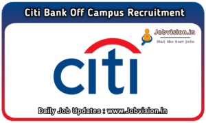 Citibank Off Campus Drive