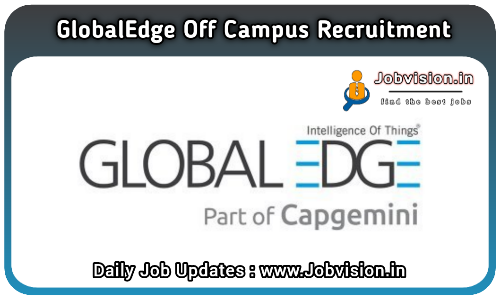 GlobalEdge Off Campus Drive 2021