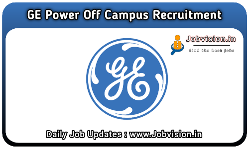 GE Power Off Campus Drive 2021