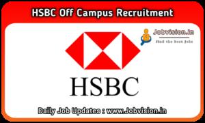 HSBC Bank Recruitment